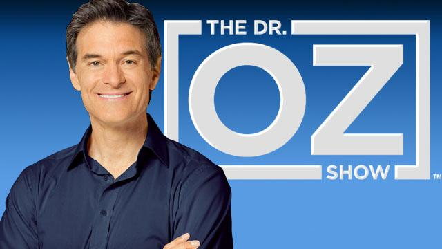 Dr. Oz Says NRI Leads in Field of Individualized Nutrition