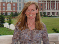 Julie Stegall : <h4>Lab Manager, May Lab</h4>