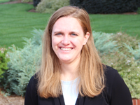 Julie Hasken : <h4>Project Manager, May Lab</h4>