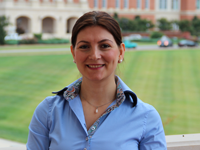 Eneda Pjetri, Ph.D. : <h4>Postdoctoral Research Associate, Zeisel Lab</h4>