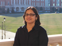 Saroja Voruganti, Ph.D. : Assistant Professor, Nutrition