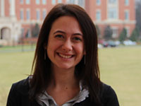 Heather Shaw : Research Assistant, May Lab