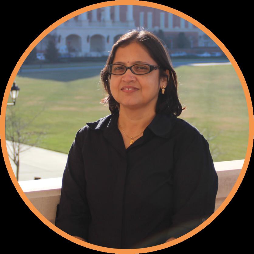 Saroja Voruganti, Ph.D.