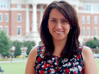 Itzel Vazquez-Vidal, Ph.D. : <h4>Postdoctoral Research Associate, Voruganti Lab</h4>