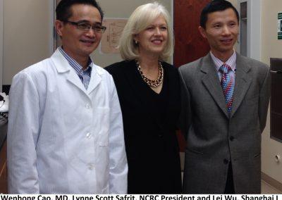 Wenhong Cao, M.D.