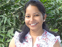 Kanika Kanchan, Ph.D. : <h4>Postdoctoral Research Associate, Ideraabdullah Lab</h4>