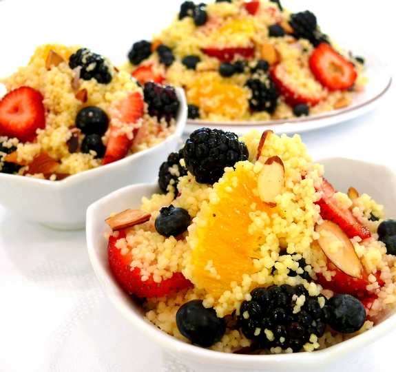 Fruity Couscous