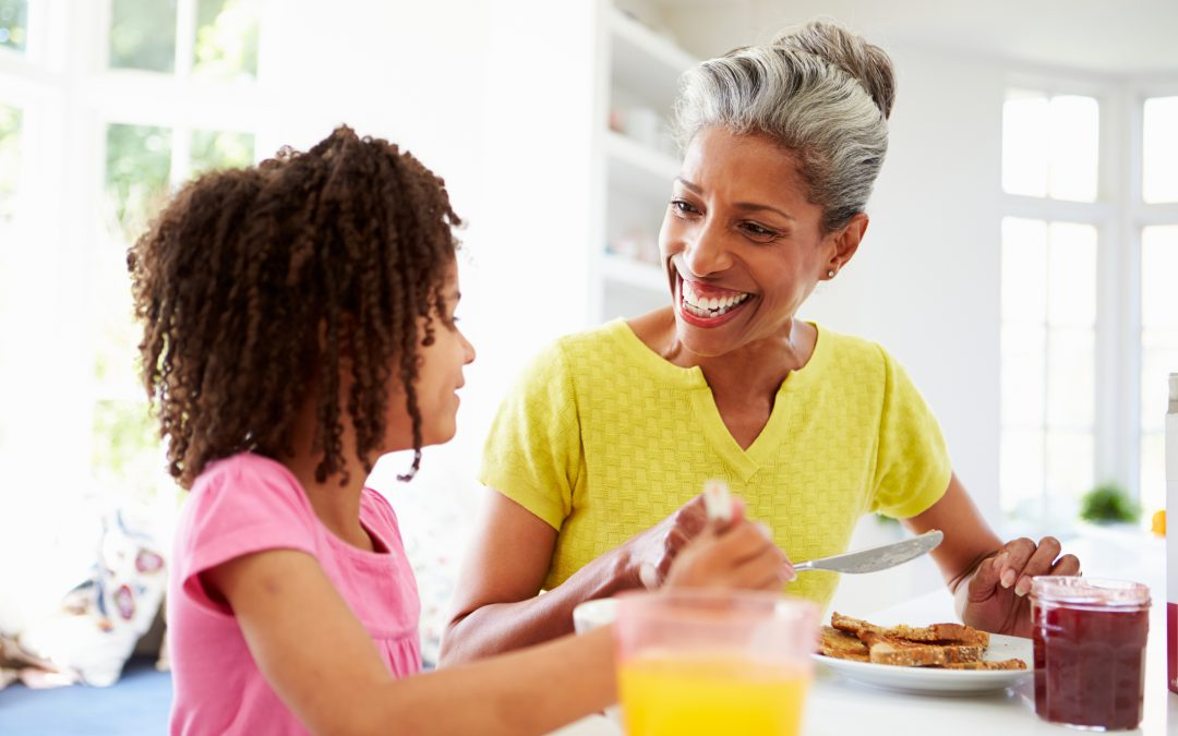Mom's Diet Can Affect Development of Next Two Generations