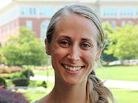 Ellen Spitz : <h4>Graduate Student, N. Krupenko Lab</h4>