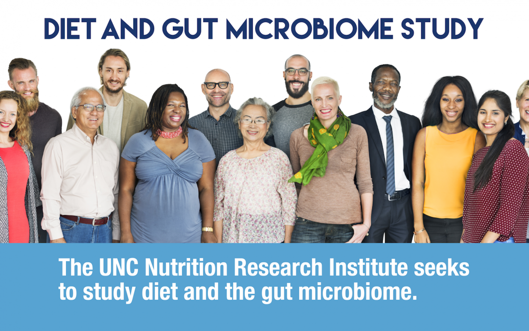 Diet and the Gut Microbiome Study