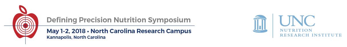 Defining Precision Nutrition Symposium 2018 logo