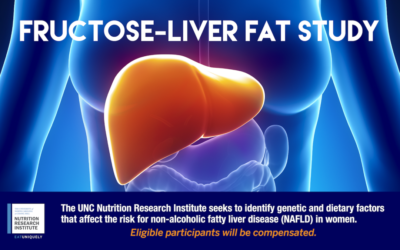 Fructose-Liver Fat Study