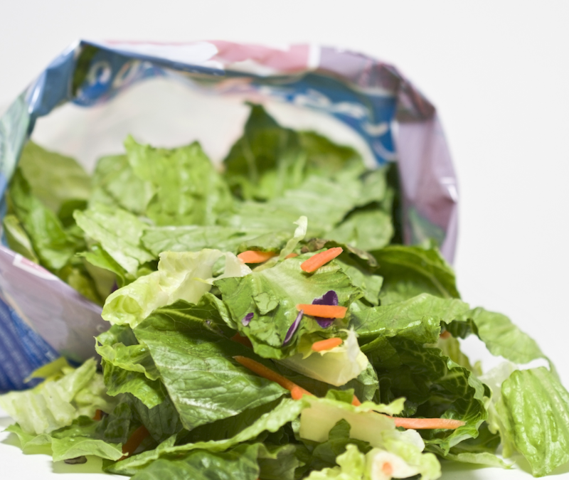 Salad – It's in the Bag