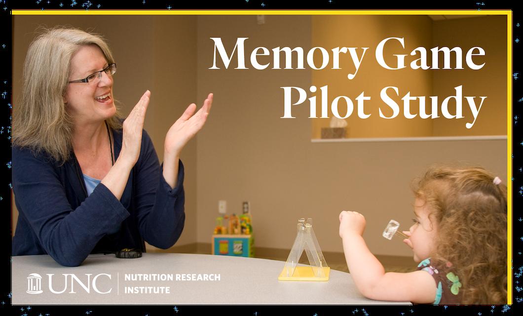 Memory Game Pilot Study
