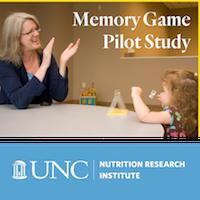 Cheatham Lab Memory Game Pilot Study
