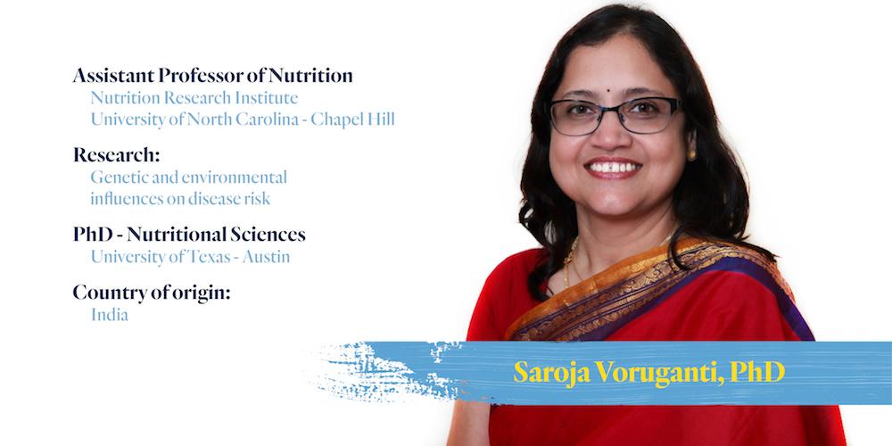 Faculty Focus: Saroja Voruganti, PhD