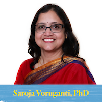 October Faculty Focus: Saroja Voruganti, PhD