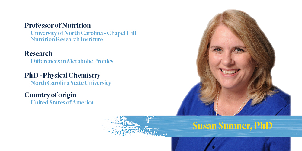 Faculty Focus: Susan Sumner, PhD
