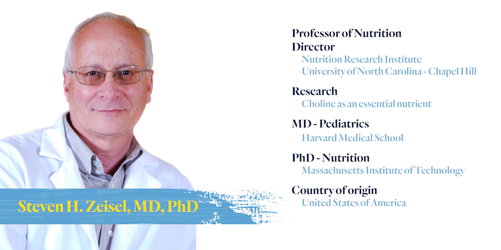 Faculty Focus: Steven H. Zeisel, PhD