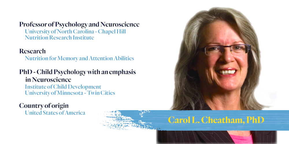 Faculty Focus: Carol L. Cheatham, PhD