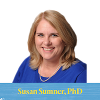 December Faculty Focus: Susan Sumner, PhD