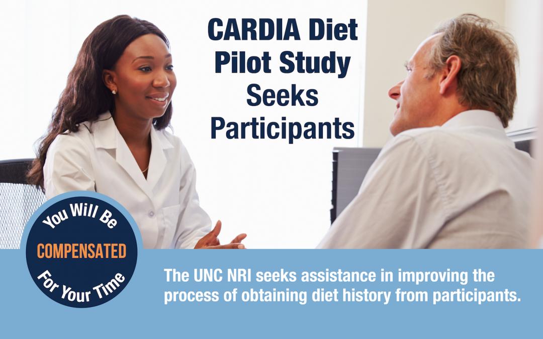 CARDIA Diet Pilot Study