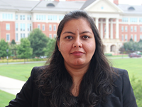 Anju Lulla, PhD : Research Associate, Meyer Lab