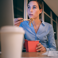 What should I eat on my night shift?