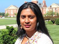 Chinmayee Panda, PhD : Postdoctoral Research Associate, Voruganti Lab