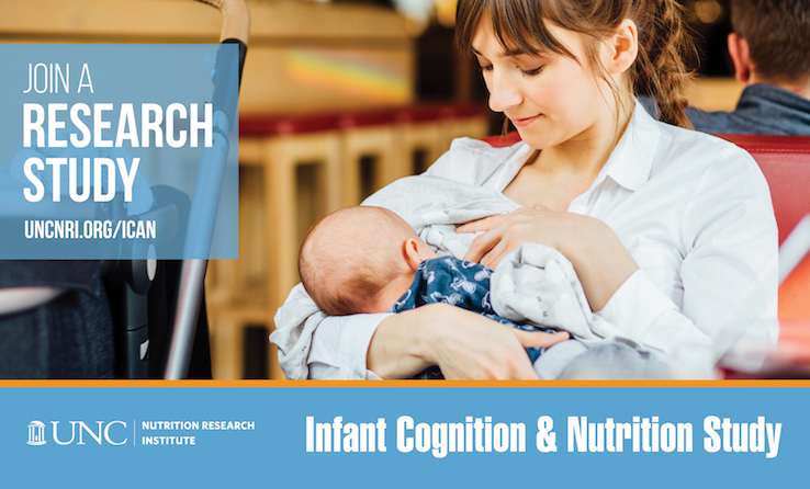 Infant Cognition and Nutrition Study