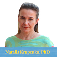 September Faculty Focus: Natalia Krupenko, PhD