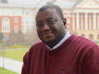 Emmanuel Baah, MD, MPH : Postdoctoral Research Associate, HRC