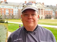 Tim Mills : Food Services Supervisor, Café