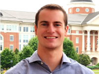 Scott Connelly : Student Assistant, Hursting Lab